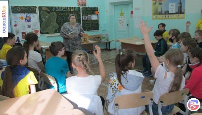 """Школа №19 на """"Поэтической палитре"""""""