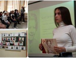 Школьники вспоминают трудовые подвиги прабабушек и прадедушек в Каменске-Уральском