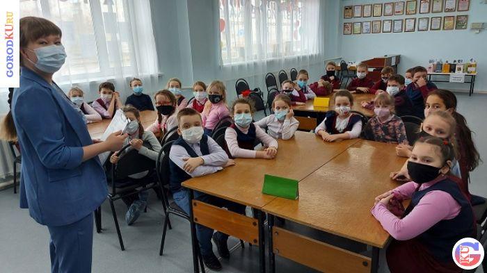 Всемирный день здоровья в познавательно-игровой программе для учеников Каменска-Уральского