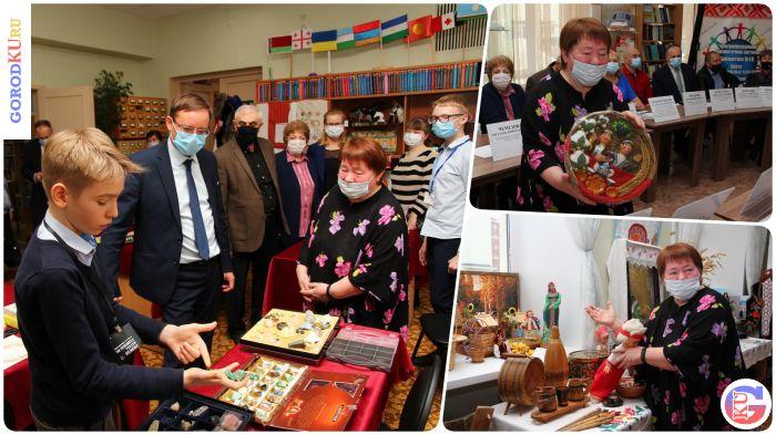 Заседание совета по делам национальностей состоялось 7 апреля в Каменске-Уральском