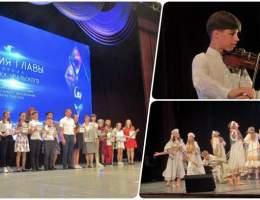 Церемония вручения премии главы города одаренным детям состоялась в Каменске-Уральском