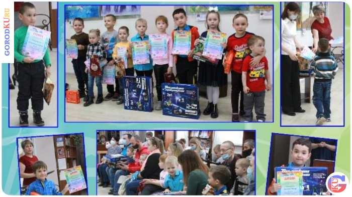Итоги конкурса для детей «Придумано природой» в Каменске-Уральском