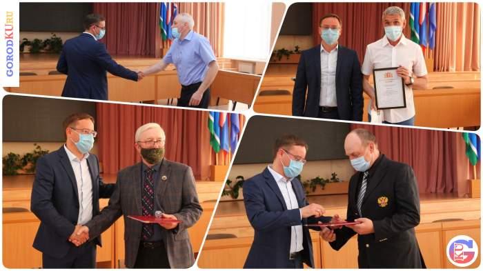 Талант тренеров оценили на региональном уровне в Каменске-Уральском