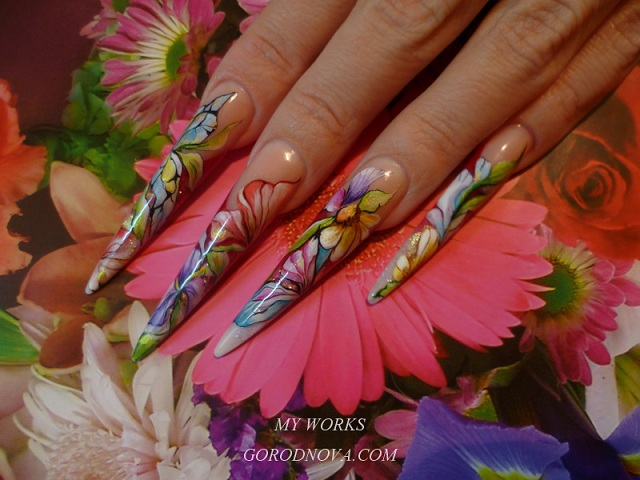 Nail Design Courses Art Painting