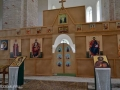 Иконостас храма Преображения Господня