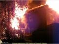 Пожар в г. Осташков