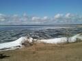 Подвижка льда на Кличене
