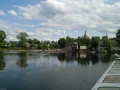 Осташков. Вид с озера Селигер.