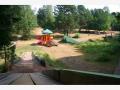 """Городомля. детская площадка на базе отдыха """"Селигер"""""""