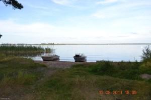 Восточный берег Хачина