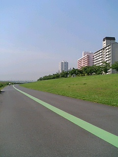 自転車通勤日和