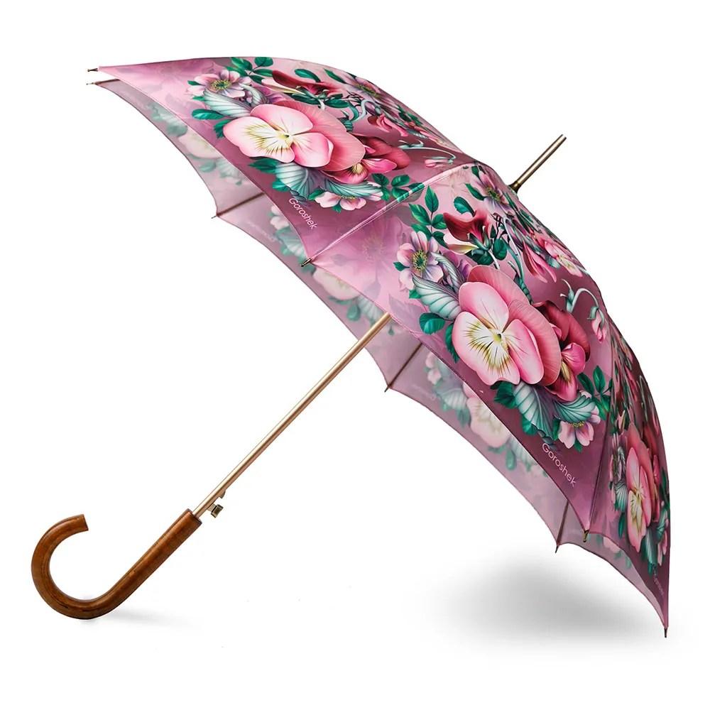 Зонт Женский Большой полуавтомат [618144-9]