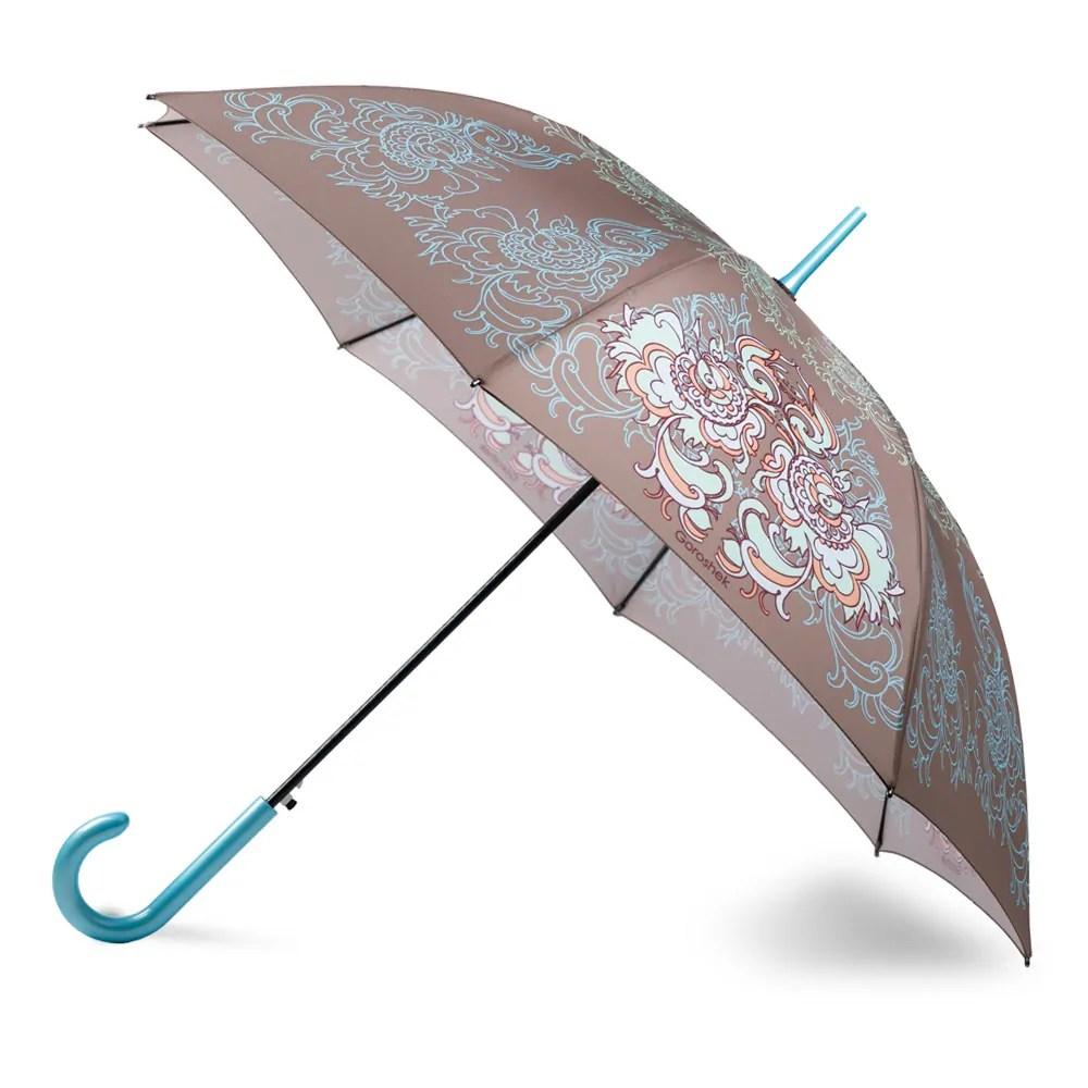 Зонт Женский Большой полуавтомат [618186-26]