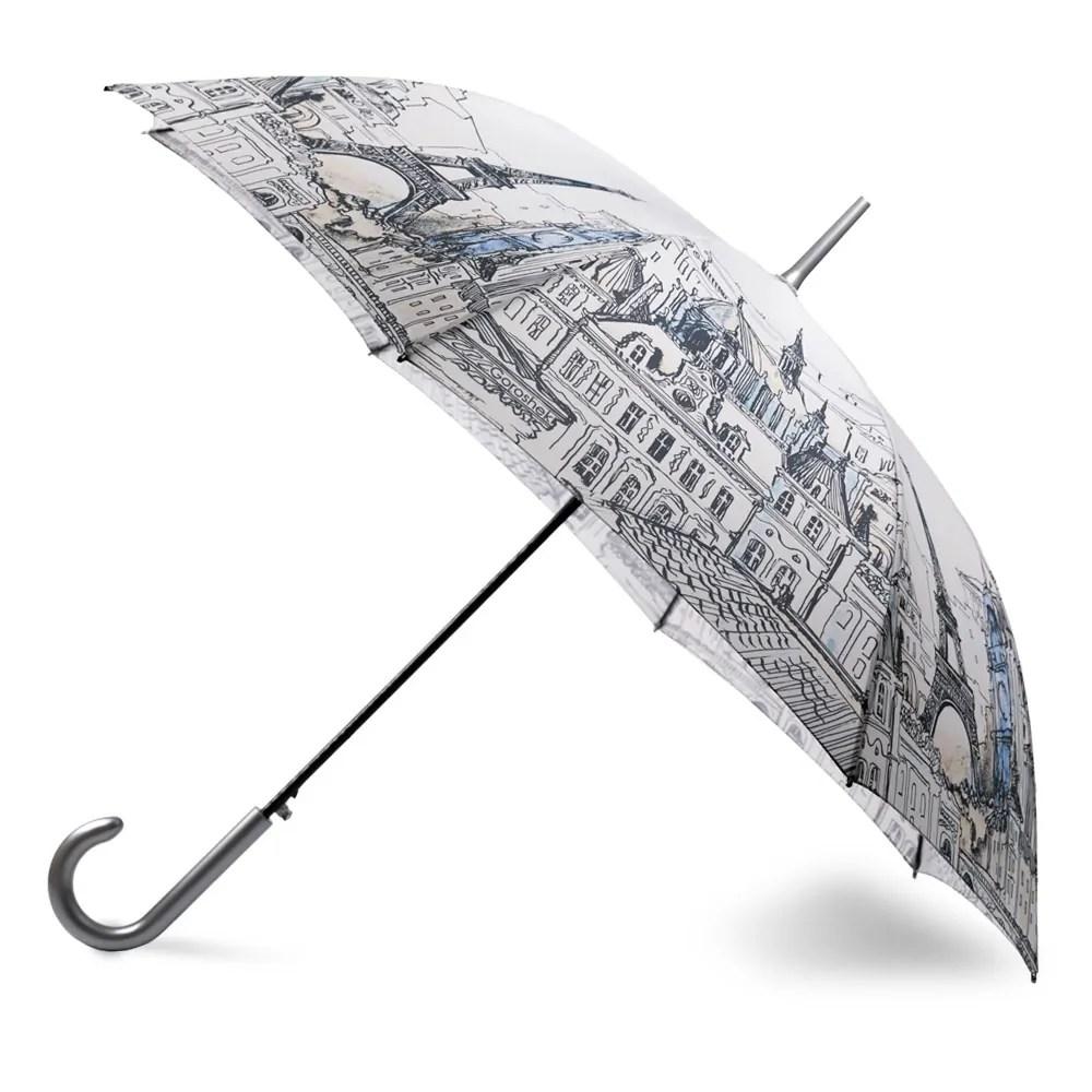 Зонт Женский Большой полуавтомат [618186-27]