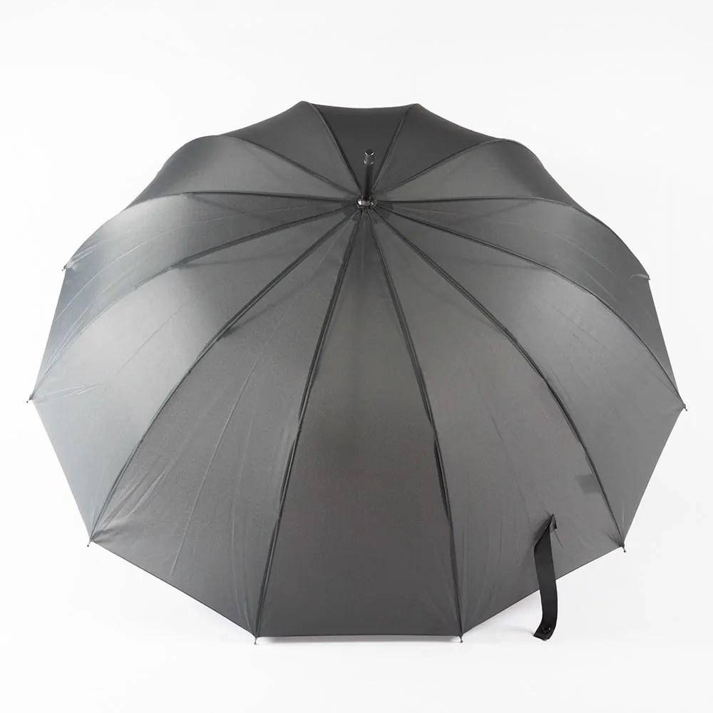 Зонт женский Большой полуавтомат [41821-4]