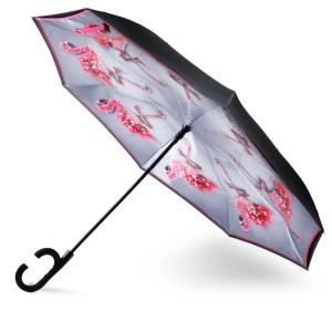 Зонт Женский Большой полуавтомат [47625-2]
