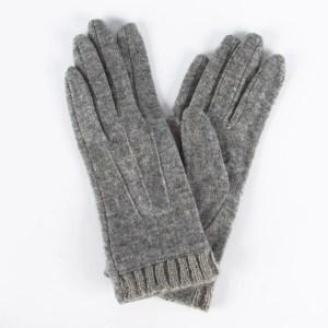 Перчатки женские цвет серый [LG55-08]