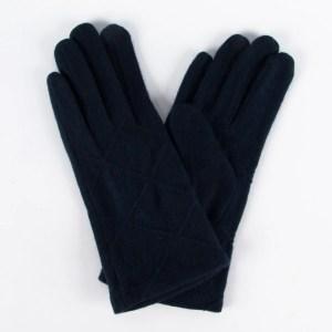 Перчатки женские цвет синий  [LG71-04]