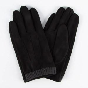 Перчатки мужские цвет черный [MG05-01]