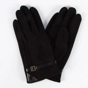 Перчатки мужские цвет черный [MG09-01]