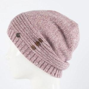Вязаная шапка женская [YF02-22]