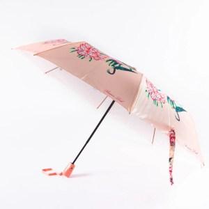 Зонт женский Классический полуавтомат [43614-2]