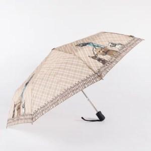 Зонт женский Классический полуавтомат [43616-6]