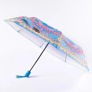 Зонт женский Классический полуавтомат [43617-6]