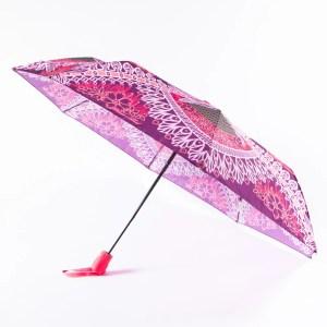 Зонт женский Классический полуавтомат [43617-4]
