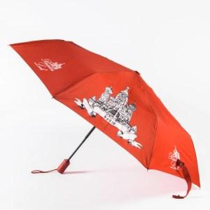 Зонт женский Классический полный автомат [43918-4]