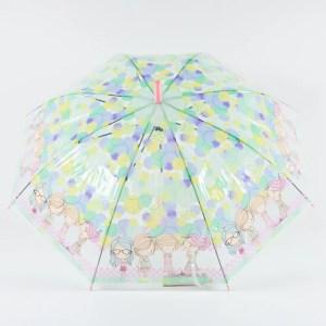 Зонт Детский Маленький полуавтомат [51623-2]