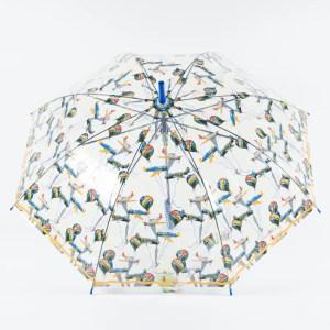 Зонт Детский Маленький полуавтомат [51623-6]