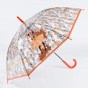 Зонт Детский Маленький полуавтомат [51623-4]