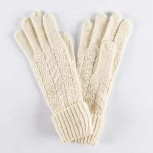 Перчатки женские цвет бежевый [GY04-12]