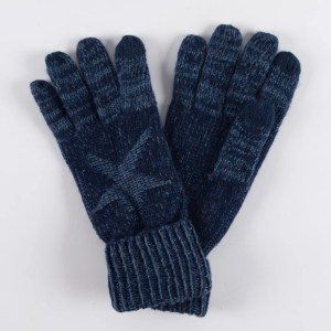 Перчатки женские цвет синий [GYT01-04]