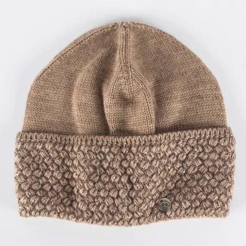 Вязаная шапка женская [WF10-12]