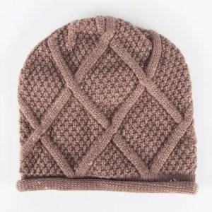Вязаная шапка женская [WF19-12]