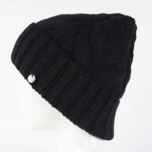 Вязаная шапка женская [WF24-01]