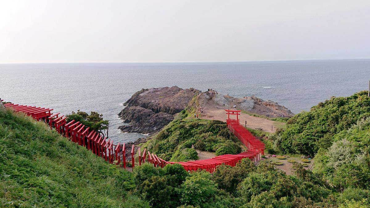 元乃隅神社 motonosumi