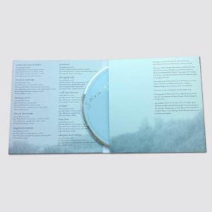 Snowgoose Harmony Springs CD inlay