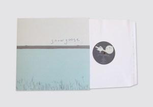 Snowgoose LP sleeve