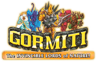 Un grupo de Gormiti al ataque