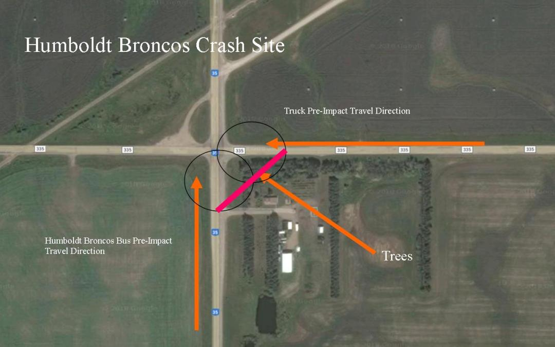 Humboldt Broncos Crash Site Questions Need To Be Answered