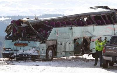 Ottawa Bus Crash – Incompatible Infrastructure & No Crashworthiness