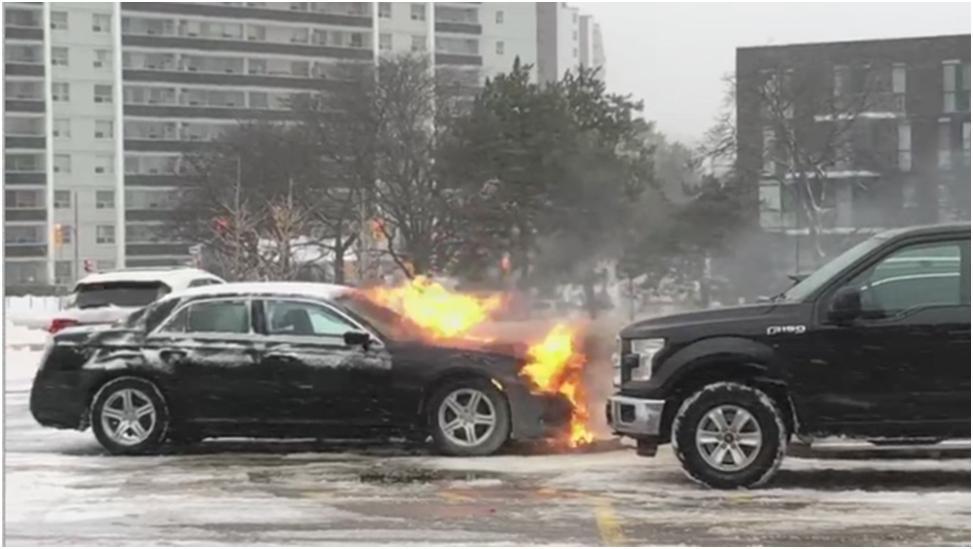 More Car Fires But Still No Alarms