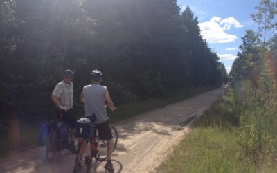 Cycling in London Ontario: An Island In A Large Sea