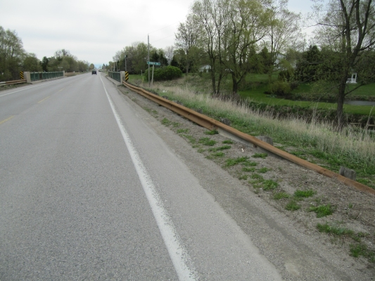 Hiding of Out-Dated Guardrail Terminus In Multi-Fatal Crash