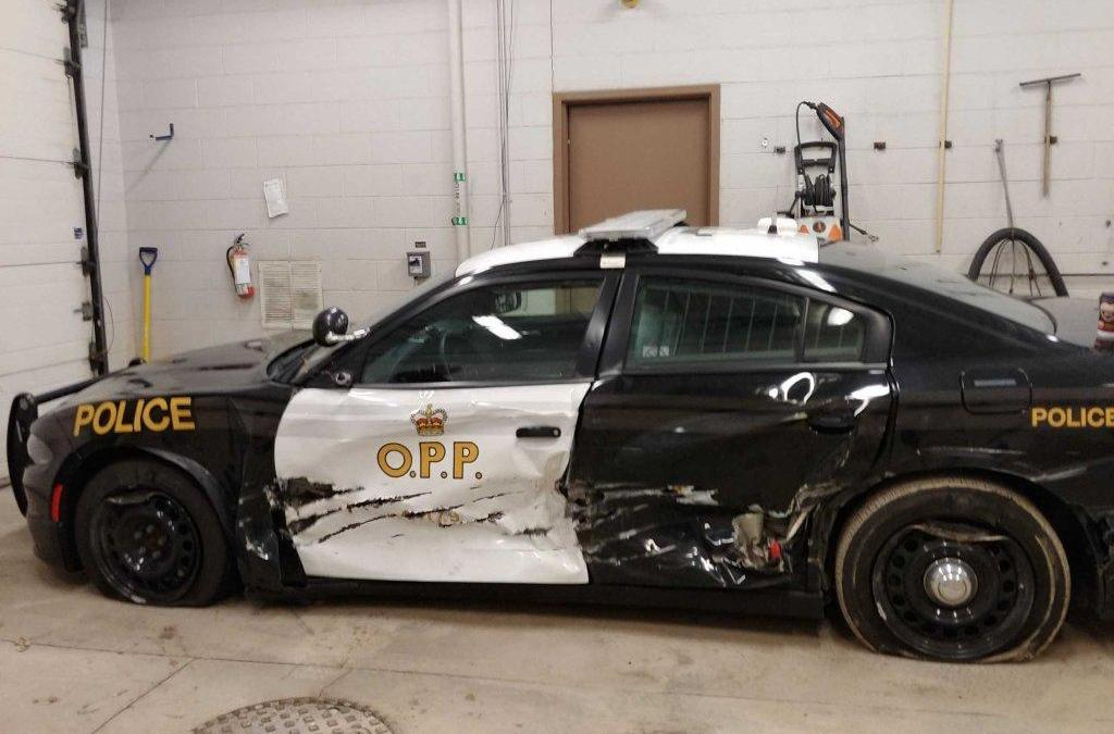 An OPP Fatal On Highway 401 Near Dutton That Almost Happened