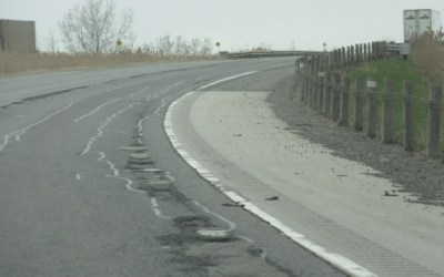Roadway Surface Safety Problems Are Not Just Potholes