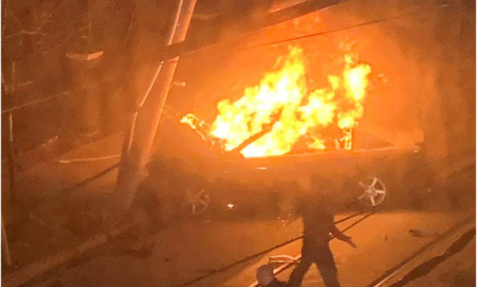 Vehicle Fires – 5 Fatalities & No Concerns